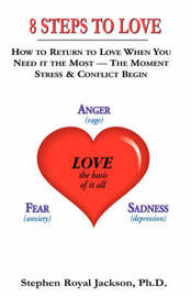 Eight Steps to Love by Stephen R. Jackson image