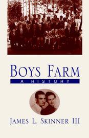 Boys Farm by James L. Skinner image