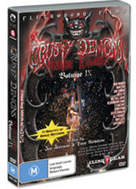 Crusty Demons: Vol. 9 - Nine Lives on DVD