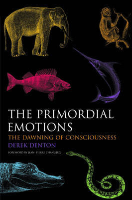 The Primordial Emotions by Derek Denton image