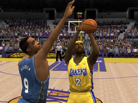 NBA Live 2004 for Xbox image