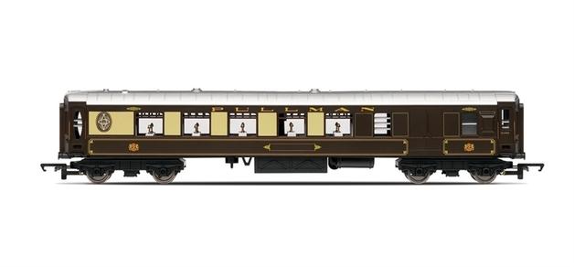 Hornby RailRoad Pullman Parlour Brake Car 00 Gauge
