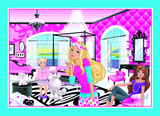 Barbie Classic 35 Piece Frame Tray Jigsaw Puzzle - Sweet Dreams Barbie