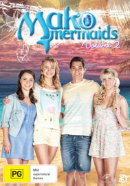 Mako Mermaids - Volume 2 DVD