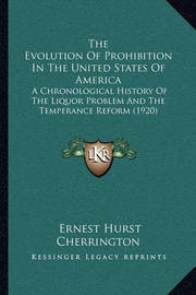 an introduction to the history of prohibition in the united states Everyone knows that national alcohol prohibition in the united states between 1920 and 1933 was a quixotic and failed social experiment it is widely believed to have made alcohol problems in the united states worse, and to have created a black market for alcohol that was supplied by criminals.