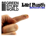 Green Stuff World - Miniature Leaf Punch (Grey) image