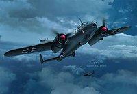 """Revell 1:72 Dornier Do17 Z-10 """"Kauz"""" Model Kit"""