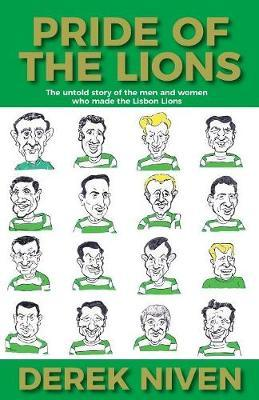 Pride of the Lions by Derek Niven