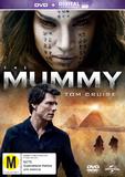 The Mummy (2017) on DVD