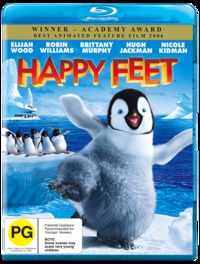 Happy Feet on Blu-ray