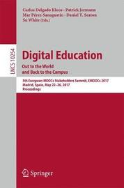 Digital Education: Out to the World and Back to the Campus image