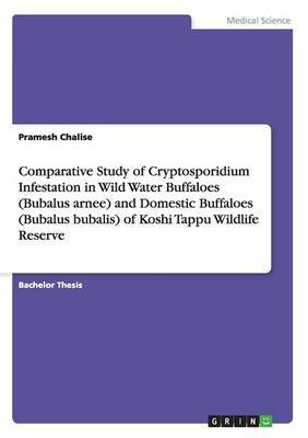 Comparative Study of Cryptosporidium Infestation in Wild Water Buffaloes (Bubalus Arnee) and Domestic Buffaloes (Bubalus Bubalis) of Koshi Tappu Wildlife Reserve by Pramesh Chalise