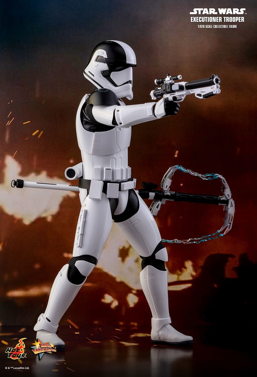 "Star Wars: The Last Jedi - Executioner Trooper 12"" Figure image"