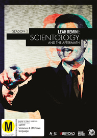 Leah Remini: Scientology and the Aftermath - Season 1 on DVD