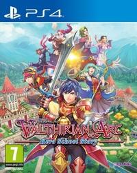 Valthirian Arc Hero School Story for PS4