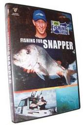 The ITM Fishing Show - Fishing For Snapper on DVD