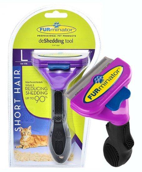 Furminator Tool: Small Animal