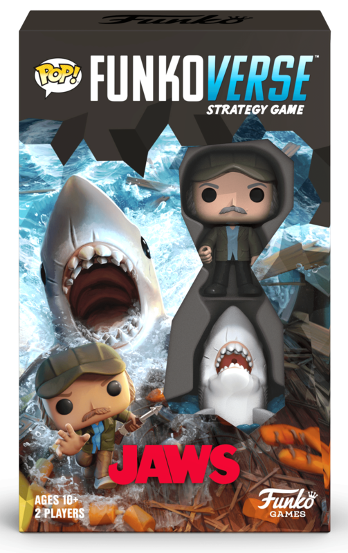 Funkoverse: Jaws - Expandalone Game (2-Pk)
