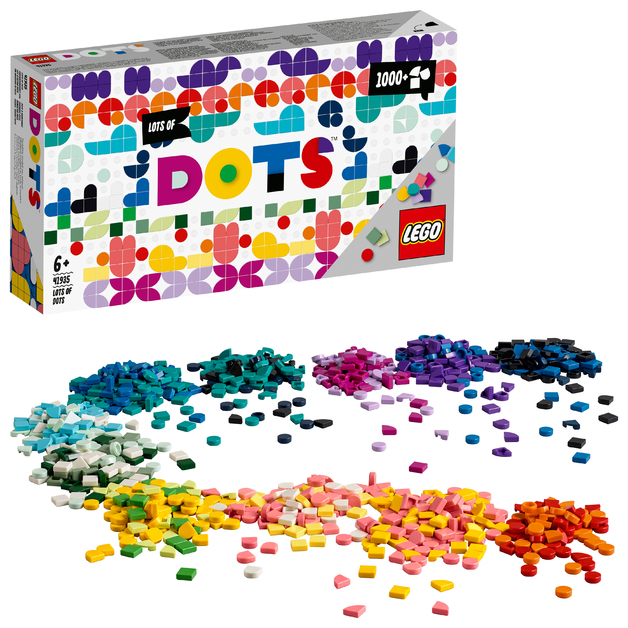 LEGO DOTS: Lots of DOTS - (41935)