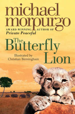 The Butterfly Lion by Michael Morpurgo, M.B.E. image