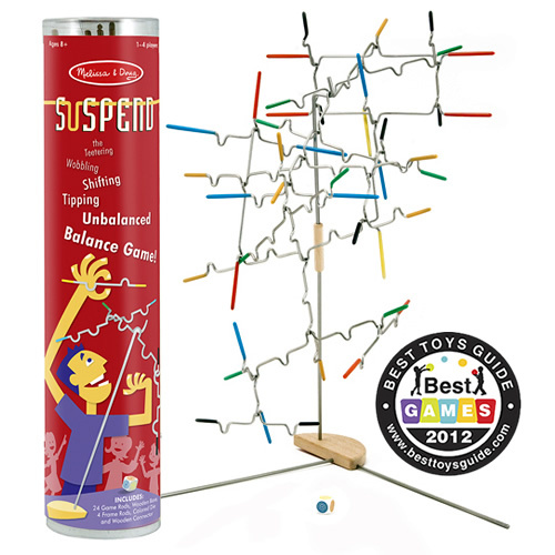 Melissa & Doug: Suspend Family Game