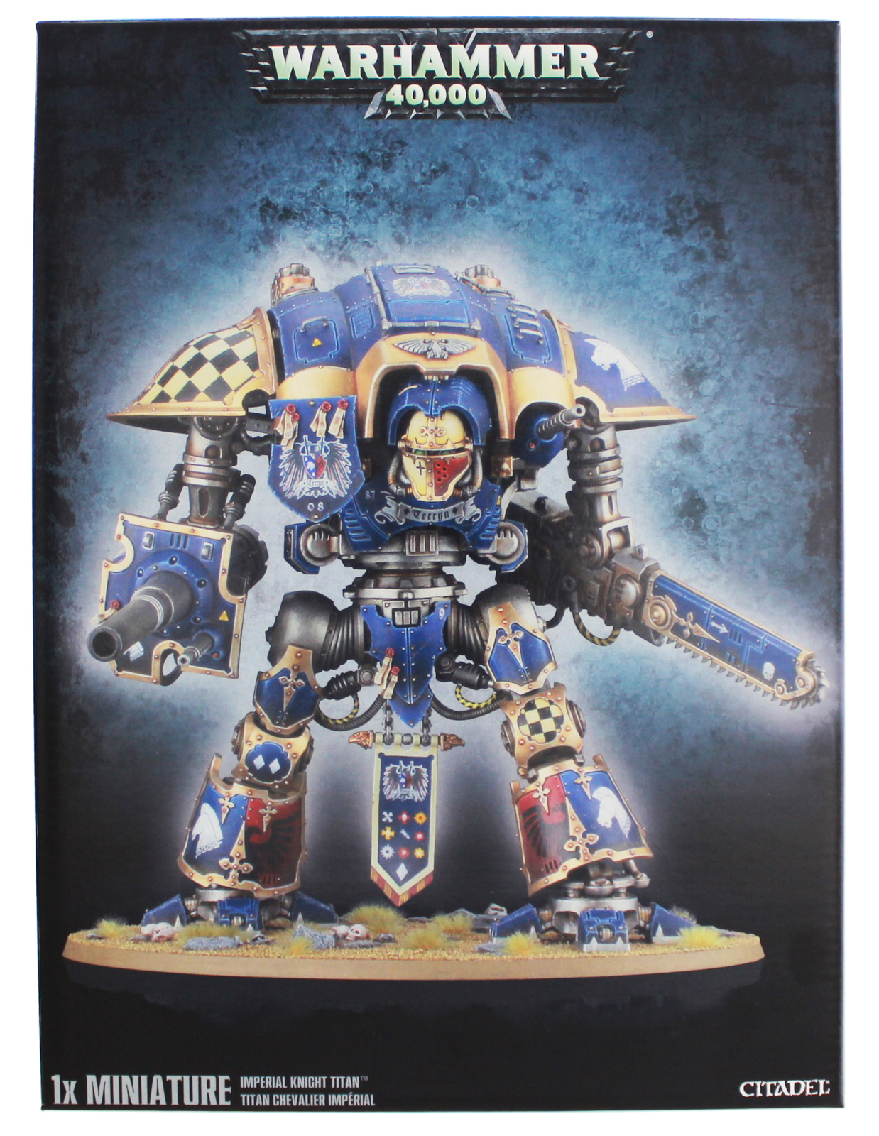Warhammer 40,000 Imperial Knight image