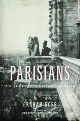 Parisians by Graham Robb image