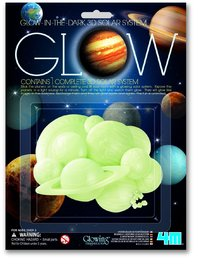 4M: Glow In The Dark 3D Solar System