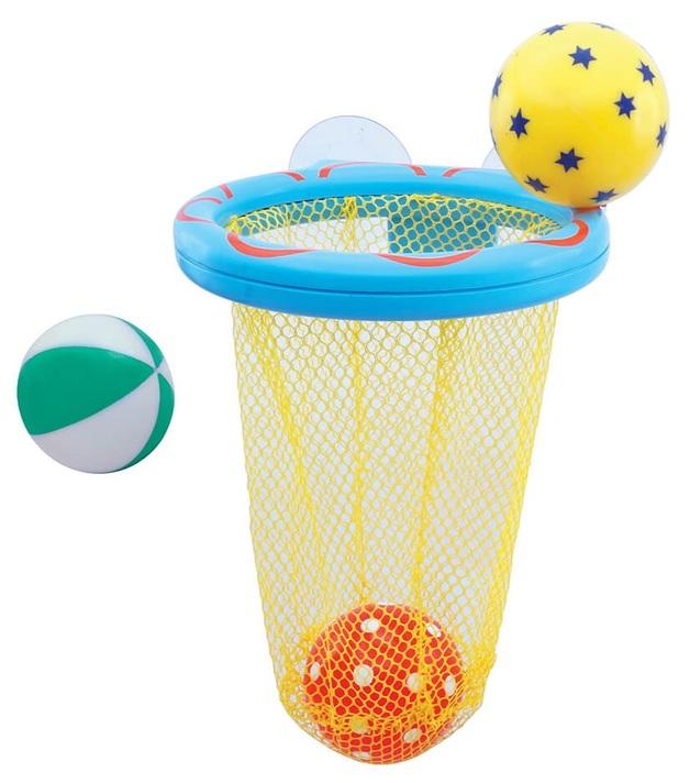 Tolo Toys: Splash Dunk - Bath Toy Playset
