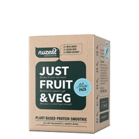 Just Fruit & Veg Protein Smoothie - Assorted (10 Sachets)