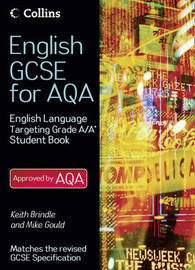 English GCSE for AQA 2010 by Keith Brindle image