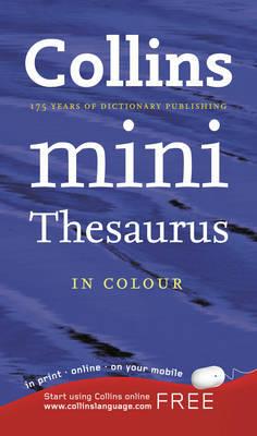 Collins Mini Thesaurus