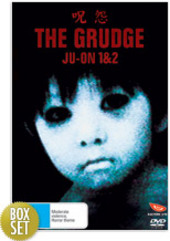 Grudge, The - Ju-On 1 And 2 (2 Disc Box Set) on DVD