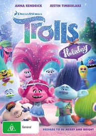 Trolls - Holiday Special on DVD
