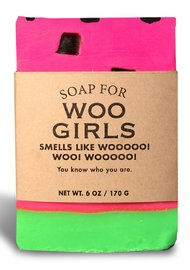 Whiskey River Co: Soap - For Woo Girls