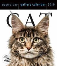 2019 Cat Gallery Page-A-Day Gallery Calendar by Workman Publishing
