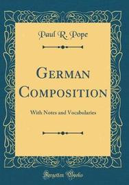 German Composition by Paul Russell Pope image