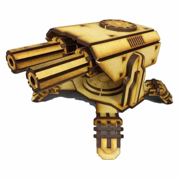 TTCombat: Tabletop Scenics - Laser Defence Platform