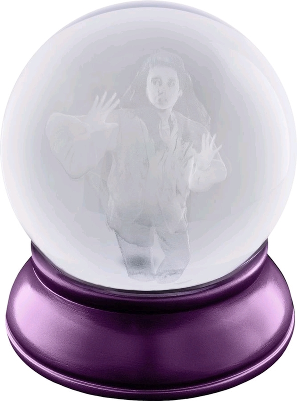 Labyrinth: Crystal Ball (Sarah Etched) - Prop Replica