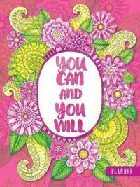 Hello Angel Inspirational Planner by Angelea Van Dam