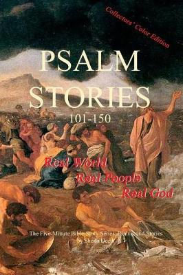 Psalm Stories 101-150 by Sheila Deeth image