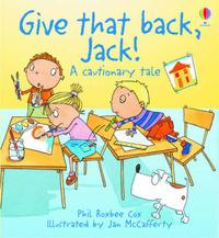 Give That Back, Jack! by J. McCaferty image