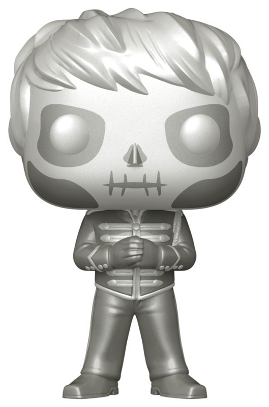 My Chemical Romance - Gerard Way (Platinum) Pop! Vinyl Figure