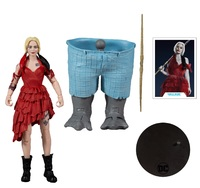 """The Suicide Squad (2021): Harley Quinn - 7"""" Build-A-Figure"""