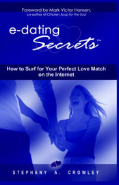 E-Dating Secrets by Stephanie, A. Crowley image
