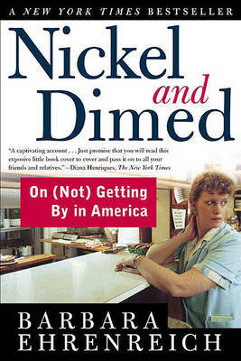 Nickel and Dimed by Ehrenreich image
