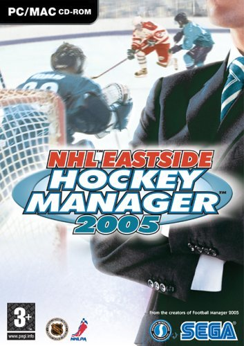 NHL Eastside Hockey Manager 2005 for PC Games