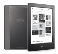 kobo Aura H2O eReader image