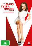 The Mary Tyler Moore Show The Complete Season 3 on DVD