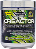 MuscleTech Performance Series Creactor - Lemon Lime Twist (120 serves)